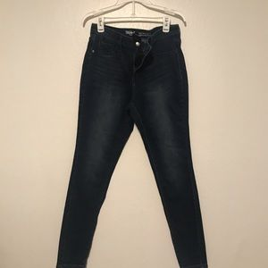 Mossimo High Rose Jeggings